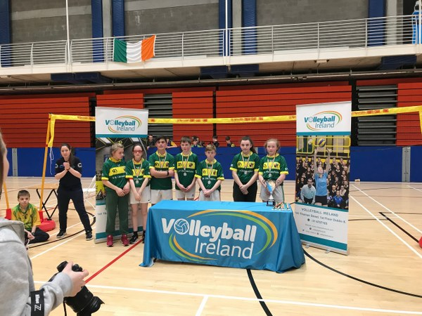 Clerihan Spikeball All-Ireland Teams