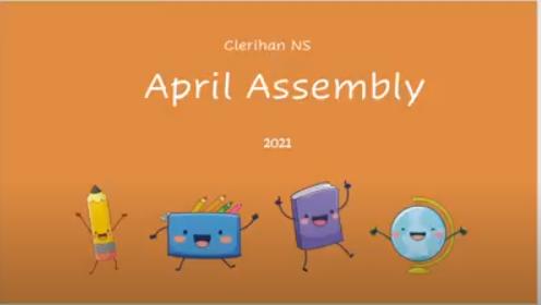 April Assembly